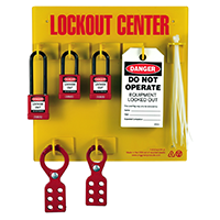 Lockout Stations 11